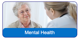 Mental Health: A mental health care provider consulting with her patient.