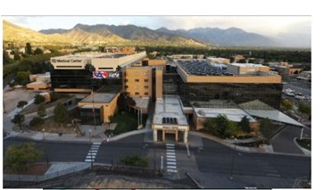Salt Lake City GRECC Connect site location air view