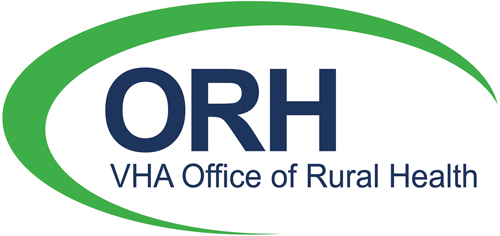 VHA Office of Rural Health logo
